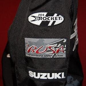 Joe Rocket Suzuki Hayabusa Motorcycle Jacket