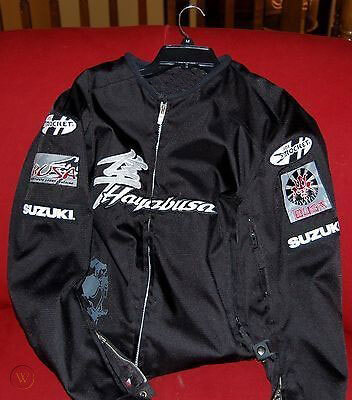 Joe Rocket Suzuki Hayabusa Motorcycle Jacket