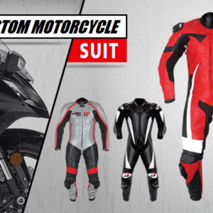 Custom Motorcycle Suit Order