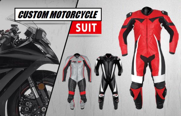 Custom Motorcycle Suit Order