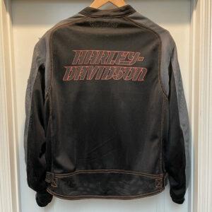 Harley Davidson Contention Mesh Riding Jacket
