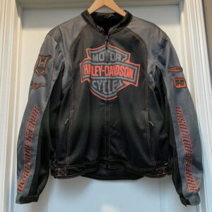 Harley Davidson Contention Mesh Riding Jacket