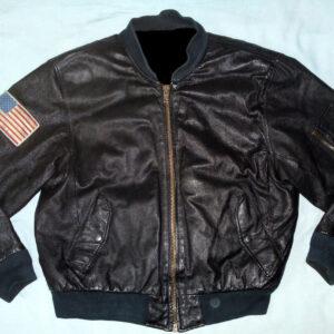 USA Marine Corps Vintage Michael Hoban Bomber Jacket