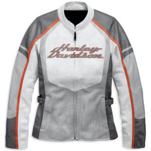 Harley Davidson Solarus Mesh Riding Jacket