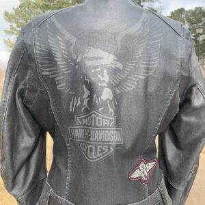 No Cages Harley Davidson Streetwise Leather Jacket