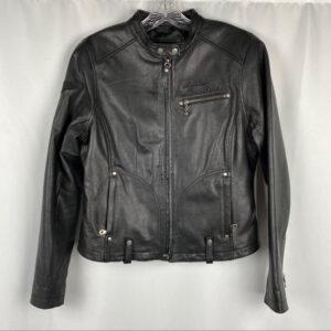 Harley Davidson Shadow City Eagle Leather Jacket