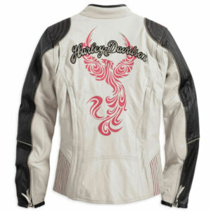 Harley Davidson Spirited Eagle Leather Jacket