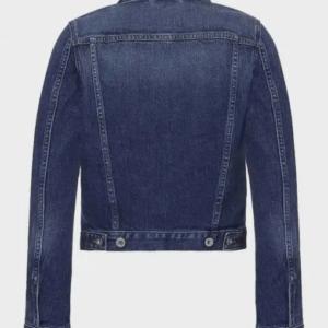 Aisha Fate The Winx Saga Blue Denim Jacket