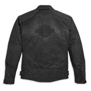 Black Harley Davidson Kilbourn Mesh Jacket