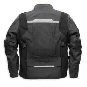 Black Harley Davidson Passage Adventure Jacket