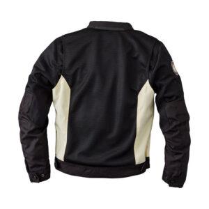Black Indian Motorcycle Mesh Lightweight 2 Riding Jacket