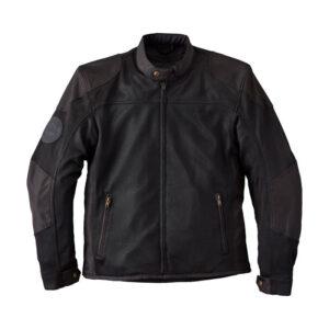Black Indian Motorcycle Mesh Shadow Riding Jacket