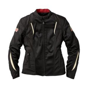 Black Mesh Springfield Indian Motorcycle Racing JacketBlack Mesh Springfield Indian Motorcycle Racing Jacket