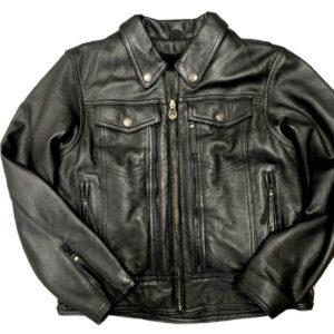Harley Davidson Motorcycle Black Riding Jacket