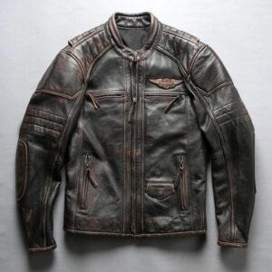 Harley Davidson Passion Velocity Leather Jacket