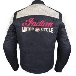 Indian Motorcycle Racing Lightweight Mesh Jacket