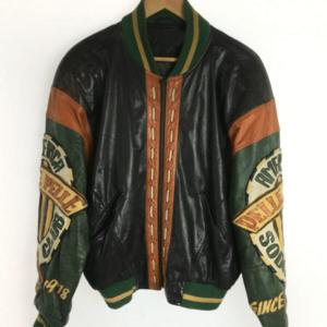 Pelle Pelle Authentic Leather Blouson Jacket