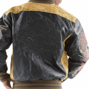 Pelle Pelle Dragon Heart Wheat Jacket