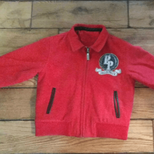 Pelle Pelle Red Legendary MB Limited Edition Jacket