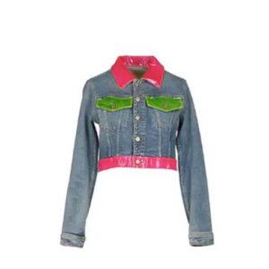 The Bold And The Beautiful Paris Buckingham Denim Jacket