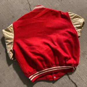 1970s Vintage Champion Varsity Letterman Jacket