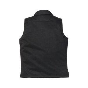Black Indian Motorcycle Haydon Vest