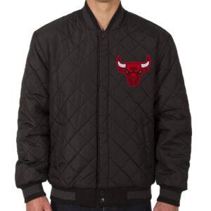 Chicago Bulls Reversible Varsity Championship Jacket