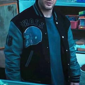 Eddie Brock Venom 2 Varsity Jacket