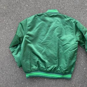 Green Milwaukee Bucks Satin Jacket