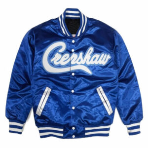 Headgear Classic Crenshaw Kobe Bryant Satin Jacket