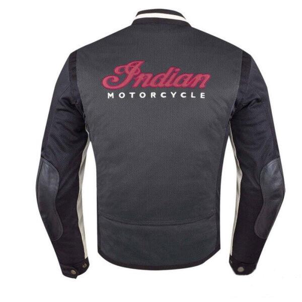 Indian Motorcycle Drifter Mesh Riding Jacket