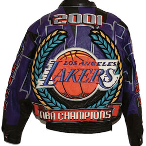 Kobe Bryant Los Angeles Lakers Championship Jacket