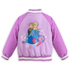 Kristen Bell Disney Frozen Anna Jacket