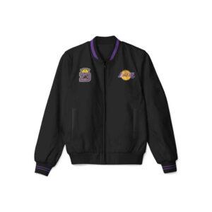 Lebron James Los Angeles Lakers Bomber Jacket