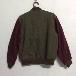 Macbeth MB Wool Varsity Letterman Jacket