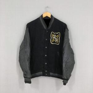 My Treasure Anecdote Varsity Baseball Jacket