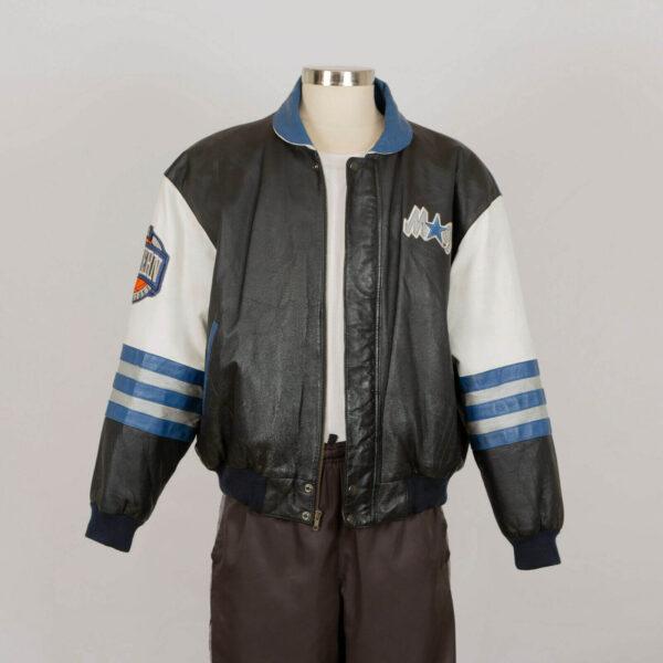 NBA Orlando Magic Vintage Jeff Hamilton Leather Jacket