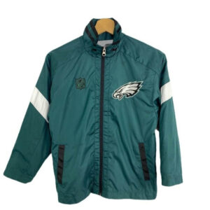 NFL Green Philadelphia Eagles Jacket