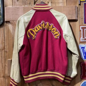 Nellie Davisson Letterman Varsity Jacket