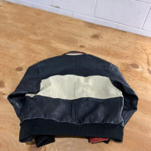 Pelle Pelle Marc Buchanan Vintage 90s Leather Jacket