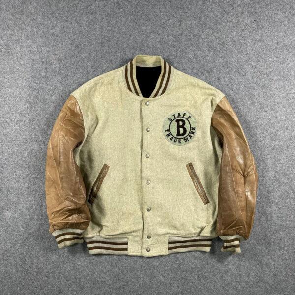 Vintage Bazzanti Baseball Varsity Jacket