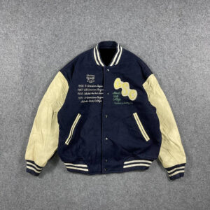 Vintage East Boy Letterman Varsity Jacket