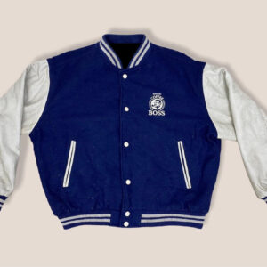 Vintage Suntory Boss Coffee Varsity Jacket