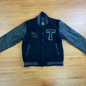 Vintage Tommy Hilfiger Embroidery Varsity Jacket