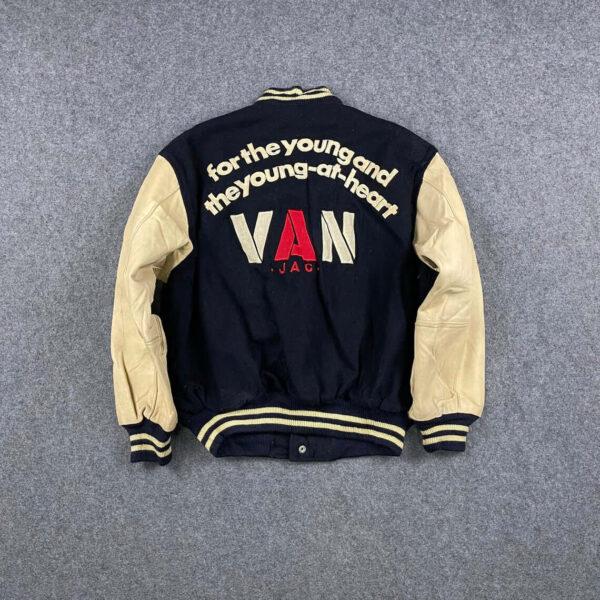 Vintage Van Jac Letterman Varsity Jacket