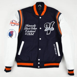 Virginia State University Varsity Jacket